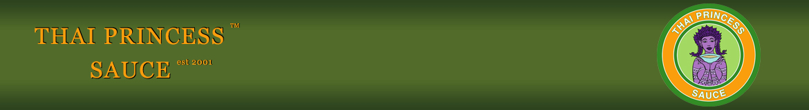 Thai princess, a Vancouver Thai princess curry sauces supplyer by Jeng Suratin